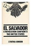 El Salvador, Cynthia Arnson, 0897580362