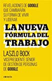 img - for NUEVA FORMULA DEL TRABAJO, LA book / textbook / text book