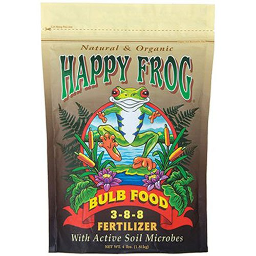 Fox Farm FX14063 Happy Frog Bulb Food Fertilizer