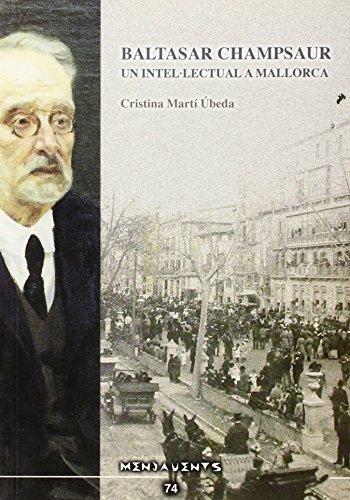 Baltasar Champsaur (Menjavents) por Martí Úbeda, Cristina