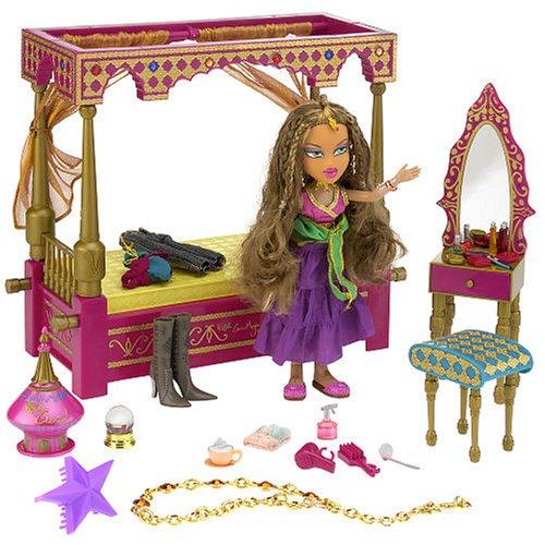 Bratz Genie Magic 9 Doll With Bedroom Playset Buy Online In Guatemala At Guatemala Desertcart Com Productid 9537643