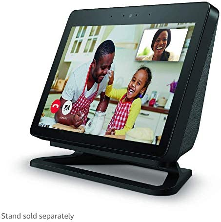 """Echo Show — Premium 10.1"""" HD smart display with Alexa – stay connected with video calling – Charcoal 512eONx1nEL"""