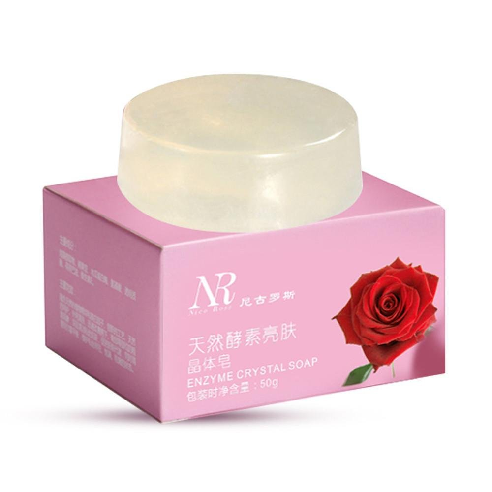 Doinshop Body Whitening Enzyme Crystal Genitals Pink Areola Dilute Soap