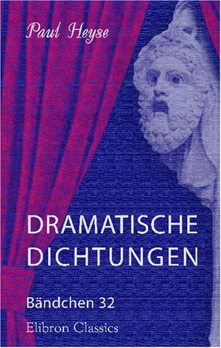Dramatische Dichtungen: Bändchen 32. Maria von Magdala (German Edition) PDF