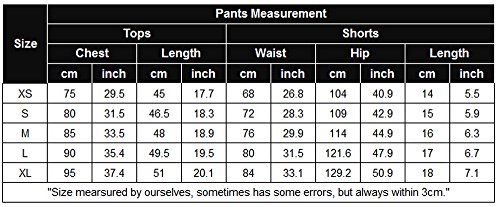 Ekouaer Sleepwear Womens Sexy Lingerie Satin Pajamas Cami Shorts Set  Nightwear XS-XXL f4132295f