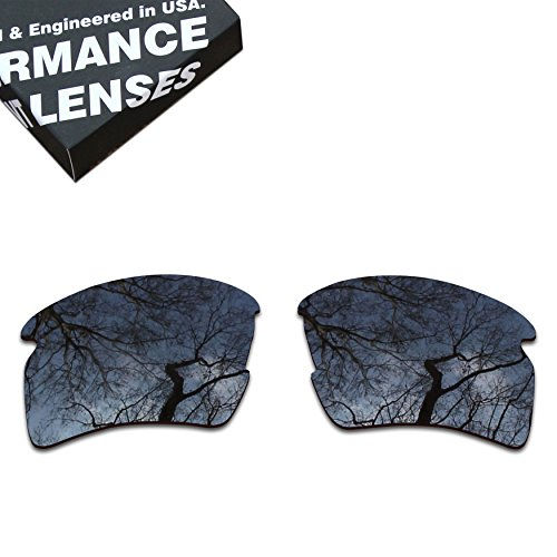 ToughAsNails Polarized Lens Replacement for Oakley Flak 2.0 XL Sunglass - More - 2.0 Lenses Oakley