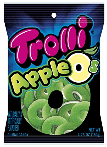 Trolli Peachie O'S Gummy Candy