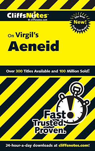 CliffsNotes on Virgil's Aeneid (Dummies Trade)