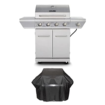 Amazon.com: Nexgrill Propane - Parrilla de gas (4 quemadores ...
