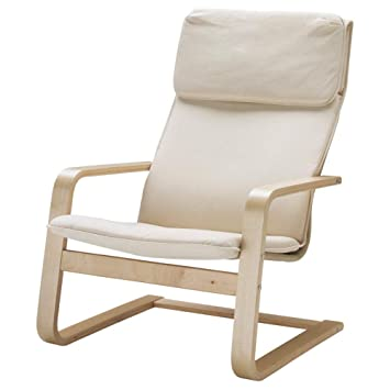 Pleasing Ikea Pello Chair Holmby Natural Creativecarmelina Interior Chair Design Creativecarmelinacom