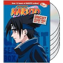 Naruto Uncut Box Set: Season 3, Vol. 1