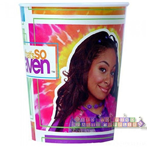 That's So Raven Reusable Keepsake Cups (2ct) Raven Keepsake