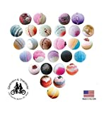 14- PACK (5.5 oz.) /BUBBLE & FROTH Bath Bomb Gift Set - Bath Bubbling Bath Bombs/ASSORTED Best Sellers/ Spa Time in your Tub (14 PACK, ASSORTED)