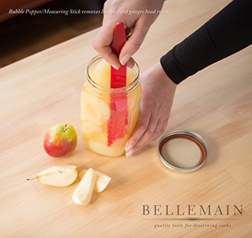 Bellemain 6 Piece Canning Tool Set - Vinyl Coated Stainless Steel by Bellemain (Image #4)