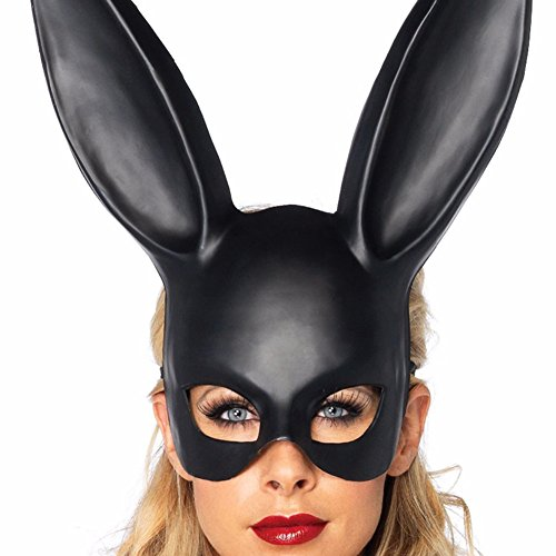 Bunny Mask, Sexy Women's Masquerade Rabbit Mask for, used for sale  Delivered anywhere in Canada