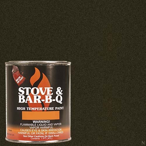 Woodeze 5SA-8146 High Temp Paint- Goldenfire Brown by Stove Bright (Image #1)