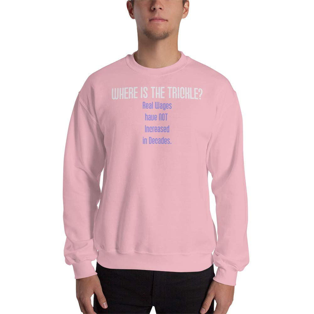 Sweatshirt Light Pink STFND Where is The Trickle