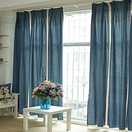 FADFAY Window Curtain Curtains For Living Room Curtains Drapes Window  Curtain Living Room Curtains For The