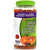320-Count Member's Mark Adult Multi-Vitamin Gummies