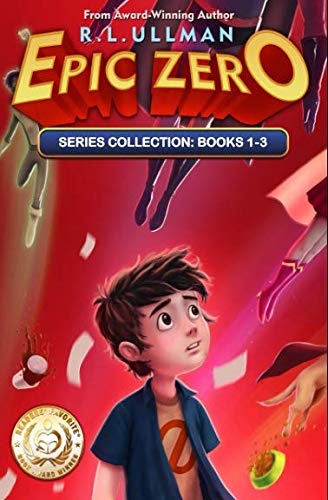 Boys Series (Epic Zero Series: Books 1-3: Epic Zero Collection)