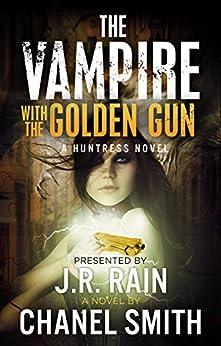 Vampire Golden Huntress Trilogy Book ebook product image