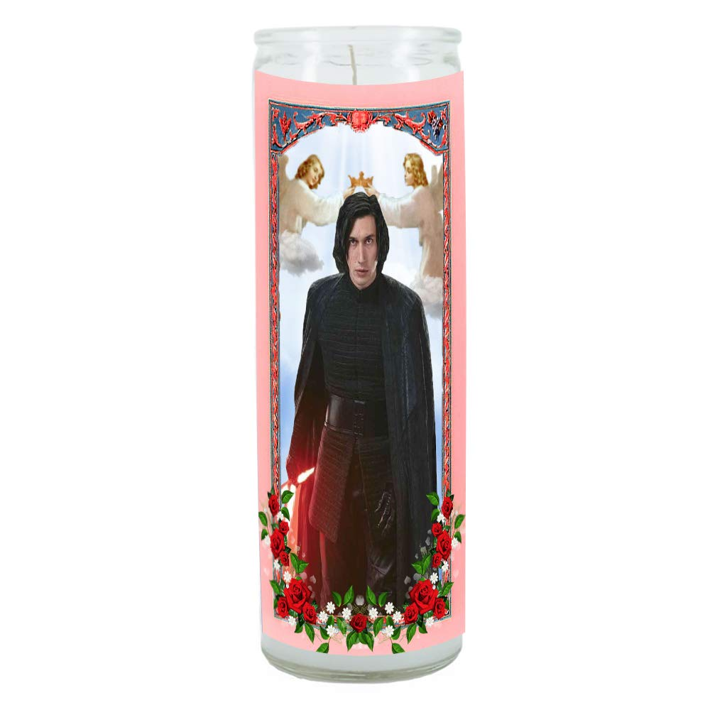Kylo Ren Star Wars The Force Awakens Prayer Candle