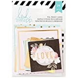 Heidi Swapp 24 Piece Memory Planner Pocket Cards