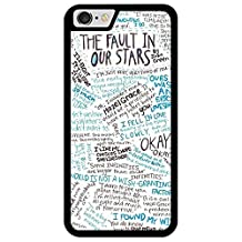 iPhone 6/6S Case,TPU Hard Back Cover Shell for iPhone 6/6S-Black