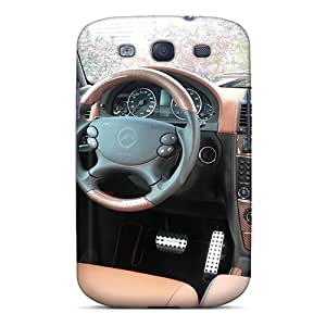 High Grade CloudTown Flexible Tpu Case For Galaxy S3 - Mercedes Benz G55 Art As55k Yaas Edition 2009