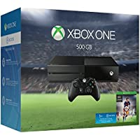 Consola Xbox One 500 GB + FIFA Soccer 2016 - Bundle Edition