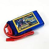 7.4V/2S 850mAh 25C LiPO battery JST plug For LAMA WLtoys V912