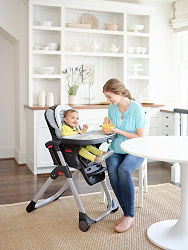 Graco DuoDiner 3-in-1 Convertible High Chair, Teigen by Graco (Image #5)