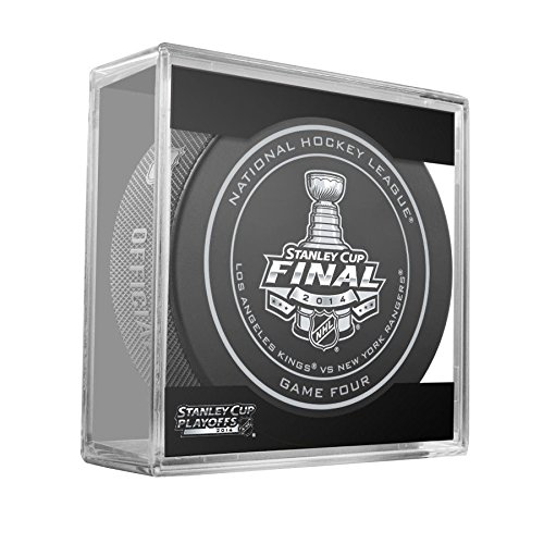 rangers official game puck - 3