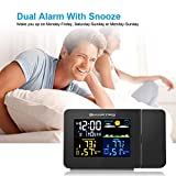 SMARTRO SC91 Projection Alarm Clock for Bedrooms