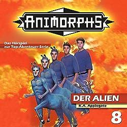 Der Alien (Animorphs 8)