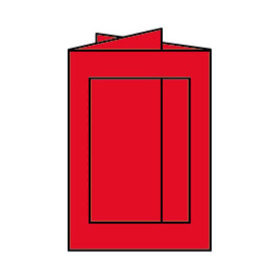 Rössler Papier - - Paperado-Karte Ft.B6 PP-eckig, Tomate - Liefermenge  25 Stück B07CX4W1D8   Einfach zu spielen, freies Leben
