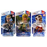 Disney Infinity - Marvel Avengers Bundle 1 (3-Pack)