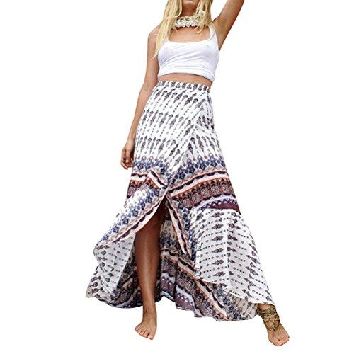 Ruffled Wrap Dress - 5