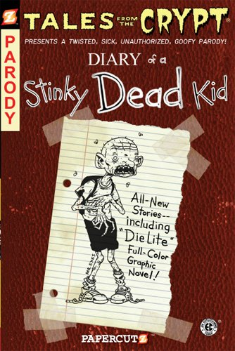 Tales from the Crypt #8: Diary of a Stinky Dead Kid for sale  Delivered anywhere in USA