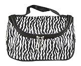 Generic Cosmetic Case Bag Appropriate Capacity Portable Women Makeup Bags Storage Travel Bags