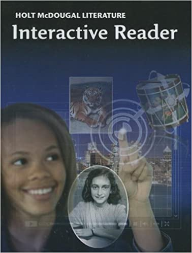 Holt mcdougal literature interactive reader grade 8 holt mcdougal holt mcdougal literature interactive reader grade 8 1st edition fandeluxe Image collections