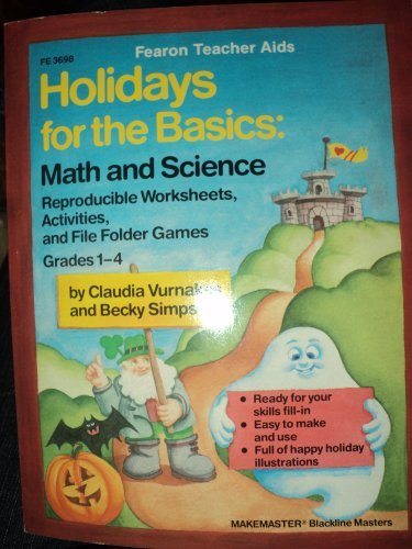 Holidays for the basics, Math and science: Claudia Vurnakes ...