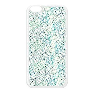 Atomic White Silicon Rubber Case for iphone 5c by Gadget Glamour + FREE Crystal Clear Screen Protector