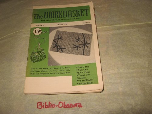 (The Workbasket: Home and Needlecraft Magazine, Vol. 21, No. 5 (February, 1956))