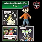 Adventure Books for Kids: Action-Packed Stories for the Kids: Kids' Adventure Stories | Jeff Child
