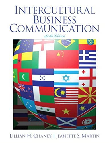 Intercultural Business Communication (6th Edition