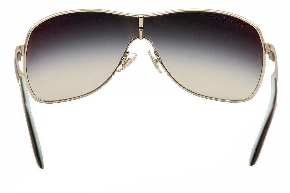 8baddba07c02 Amazon.com  TIFFANY Sunglasses TF 3035 60473C Silver 01MM  Clothing