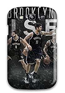 Nathan Tannenbaum's Shop 5052462K587465504 brooklyn nets nba basketball (15) NBA Sports & Colleges colorful Samsung Galaxy S3 cases