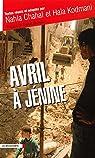 Avril à Jenine par Chahal