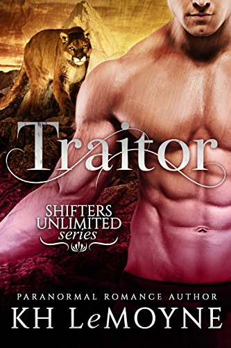 Traitor Shifters Unlimited Clan Black ebook product image